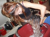 毀容毀髮照:實習照