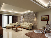 2014年度設計作品:客廳設計