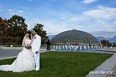 金秋加拿大1-溫哥華:遠赴溫哥華結婚的日本新人