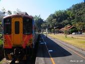 車埕和集集的火車旅行:抵達車埕