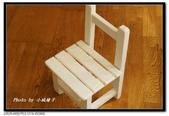 手作:小椅上漆