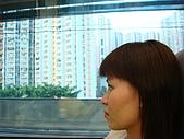 買東西吃東西的香港行:一堆的高樓