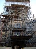 英倫之旅 五:建築物維修中