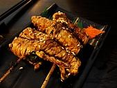 台南.山海居酒屋:烤豬肉串