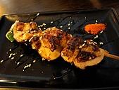 台南.山海居酒屋:雞肉串