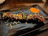 台南.山海居酒屋:牛肉串