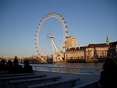 英倫之旅 一:London Eye from Times River.JPG