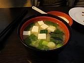 台南.山海居酒屋:味噌湯
