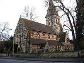 英倫之旅 一:牛津的教堂.JPG