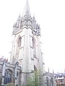 英倫之旅 五:牛津當地的教堂