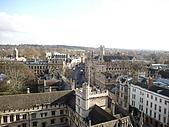 英倫之旅 五:牛津街景