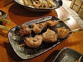 台南.小方舟串燒酒場:14.雞腿肉.JPG