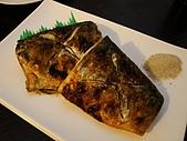 台南.山海居酒屋:烤鯖魚