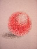 我的色鉛筆畫~初級班:圓的練習