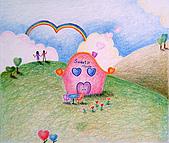 創意隨筆:愛的世界
