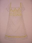 我的色鉛筆畫~初級班:我的洋裝