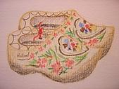 我的色鉛筆畫~初級班:荷蘭的木屐鞋