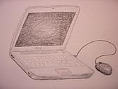 我的色鉛筆畫~初級班:我的ASUS電腦