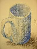 我的色鉛筆畫~初級班:馬克杯