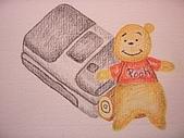 我的色鉛筆畫~初級班:我的Nokia手機