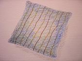 我的色鉛筆畫~初級班:抱枕
