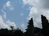 2009前進峇里島第三天:海神廟蔚藍的天空