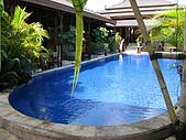 2009前進峇里島第三天:可以游泳的露天池喔!