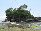 2009前進峇里島第三天:著名的海神廟矗立在眼前