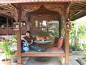 2009前進峇里島第三天:這就是我們的涼亭式包廂