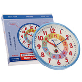 【教具分享】學習時鐘,4歲學會看時鐘的法寶:1.jpg