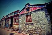 澎湖 望安島 花宅古村:曾家古厝是中社聚落中規模最大,也最豪華的,保存的也相當完整。