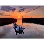 黃昏的漁港:相簿封面