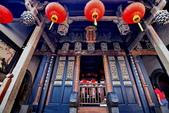 澎湖 天后宮:天后宮採用「榫接」的建造技術,以傳統方式製作,廟宇不用一根釘子而是用木頭卡榫相接,要建造這樣的大型廟宇而