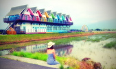 遇見 天空島上的小木屋 :