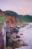金山水尾漁港神祕海岸:
