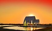 夕彩水晶教堂: