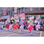 板橋 慈惠宮 阿波踊舞團:什麼是阿波舞(日文:阿波踊り)  阿波舞(日文:阿波踊り)起源於日本德島縣,以三味線、太鼓、鉦鼓、篠笛以二拍