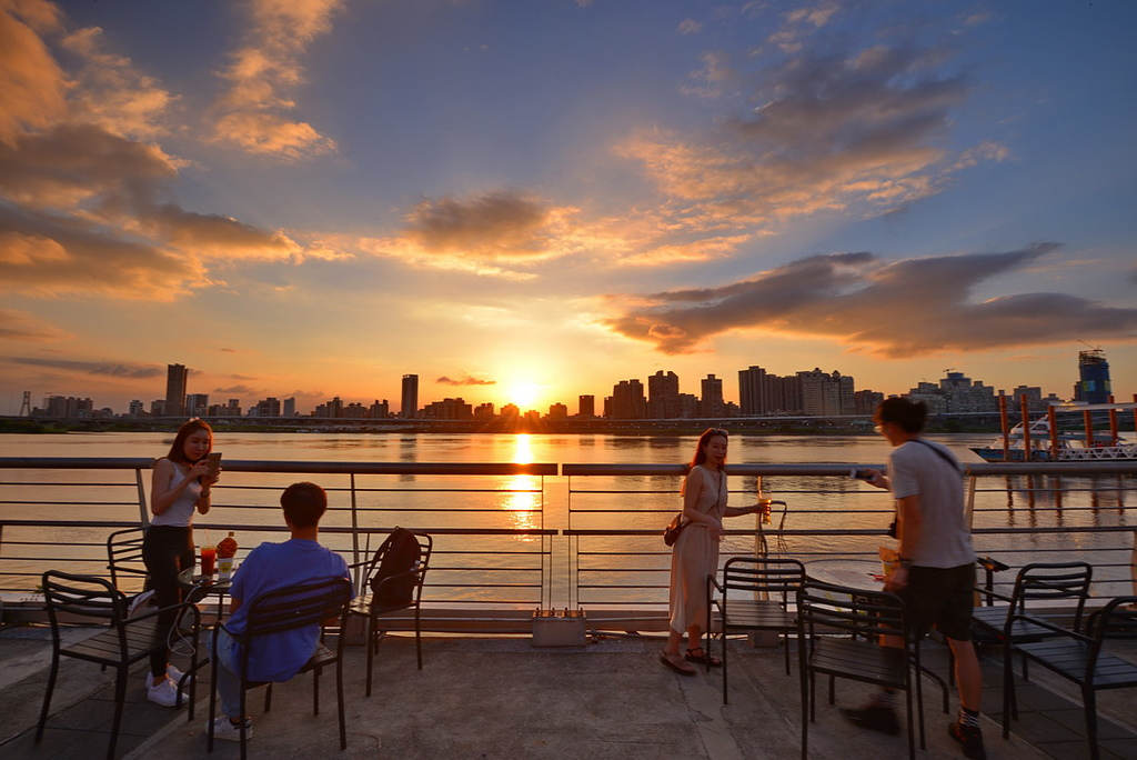 大稻埕碼頭: