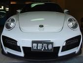 TechArt Porsche 997 GT2 GTStreet RS: