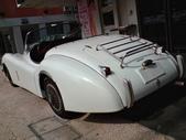 XK120 3.4 1948–1954: