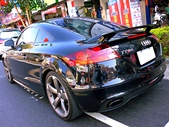 Audi TT RS 2.5 I5 Turbo: