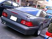 Mercedes-Benz SL 60 AMG 6.0 V12: