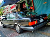 Mercedes-Benz 560 SEL 5.5 V8 (W126):