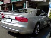 Audi vs MTM:A8L 4.2