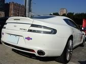 Aston Martin Rapide S 6.0 V12: