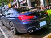 BMW vs M POWER:M6 Gran Coupe