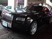 Rolls-RoyceGhost 6.6 V12: