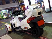 Can-Am Spyder RT: