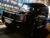 Mercedes-Benz G500 5.0 V8 2-door SWB SUV: