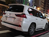 Lexus LX570 5.7 V8 4WD: